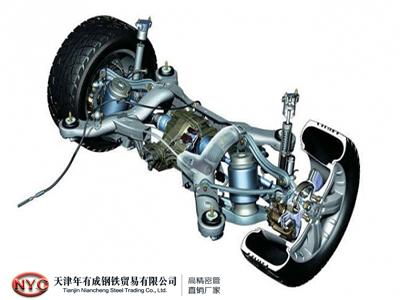 汽车扭力梁专用钢管